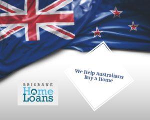 Australian Flag - We Help Australians Buy A Home