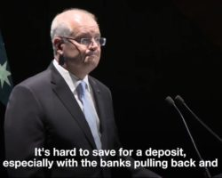 Scott Morrison New First Home Loan Deposit Guarantee