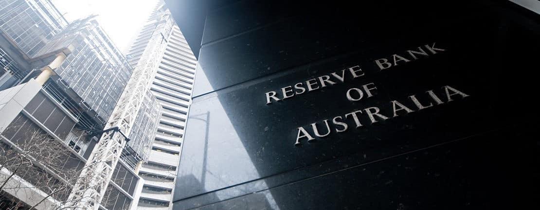 Reserve Bank Of Australia Rates